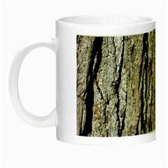 Tree Bark Night Luminous Mugs by trendistuff