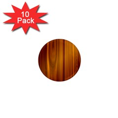 Shiny Striated Panel 1  Mini Magnet (10 Pack)  by trendistuff
