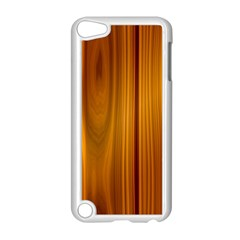 Shiny Striated Panel Apple Ipod Touch 5 Case (white) by trendistuff