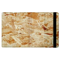 Osb Plywood Apple Ipad 3/4 Flip Case by trendistuff