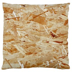 OSB PLYWOOD Standard Flano Cushion Cases (One Side)  by trendistuff