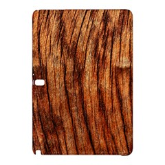 Old Brown Weathered Wood Samsung Galaxy Tab Pro 12 2 Hardshell Case by trendistuff