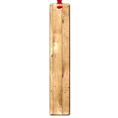 Light Wood Fence Large Book Marks by trendistuff