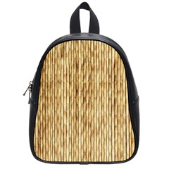 Light Beige Bamboo School Bags (small)  by trendistuff