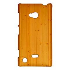 Honey Maple Nokia Lumia 720 by trendistuff
