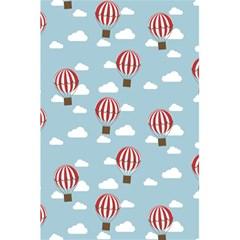 Hot Air Balloon 5 5  X 8 5  Notebooks by Kathrinlegg