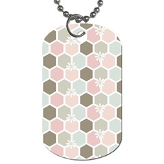 Spring Bee Dog Tag (one Side) by Kathrinlegg