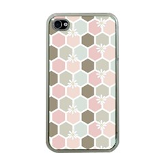 Spring Bee Apple Iphone 4 Case (clear) by Kathrinlegg