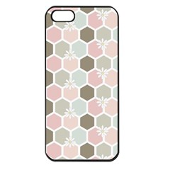 Spring Bee Apple Iphone 5 Seamless Case (black) by Kathrinlegg