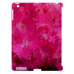 Splashes Of Color, Hot Pink Apple Ipad 3/4 Hardshell Case (compatible With Smart Cover) by MoreColorsinLife