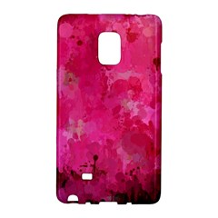 Splashes Of Color, Hot Pink Galaxy Note Edge by MoreColorsinLife