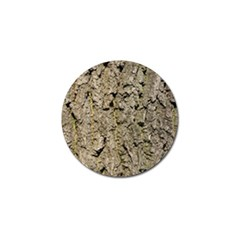Grey Tree Bark Golf Ball Marker (4 Pack) by trendistuff