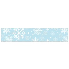 Frosty Flano Scarf (small)  by Kathrinlegg