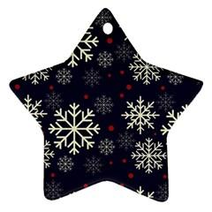 Snowflake Ornament (star)  by Kathrinlegg