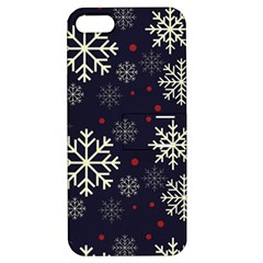 Snowflake Apple Iphone 5 Hardshell Case With Stand by Kathrinlegg