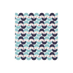 Moon Pattern Shower Curtain 48  X 72  (small)  by Kathrinlegg