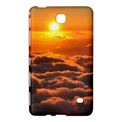 Sunset Over Clouds Samsung Galaxy Tab 4 (8 ) Hardshell Case  by trendistuff