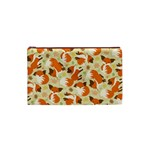 Curious Maple Fox Cosmetic Bag (Small)