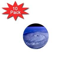 HURRICANE ELENA 1  Mini Magnet (10 pack)  by trendistuff