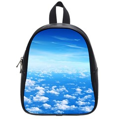 Clouds School Bags (small)  by trendistuff