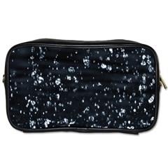 Autumn Rain Toiletries Bags 2 Side by trendistuff