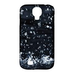 Autumn Rain Samsung Galaxy S4 Classic Hardshell Case (pc+silicone) by trendistuff