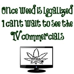 Weed Commercials Magic Photo Cubes by girlwhowaitedfanstore