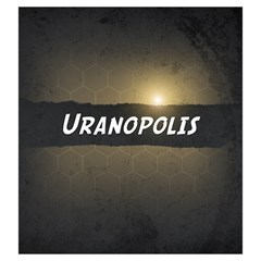 Neuroshima Hex   Uranopolis By Rom   Drawstring Pouch (large)   R5g5kqvbr8us   Www Artscow Com Back