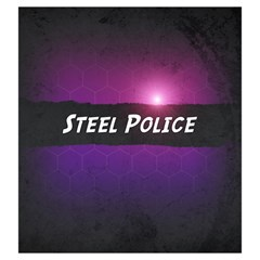 Neuroshima Hex   Steel Police By Rom   Drawstring Pouch (large)   Fp7p5knzxphf   Www Artscow Com Back