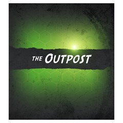 Neuroshima Hex   The Outpost By Rom   Drawstring Pouch (large)   An31wowprg3x   Www Artscow Com Back
