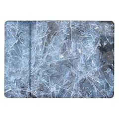 Watery Ice Sheets Samsung Galaxy Tab 10 1  P7500 Flip Case by trendistuff