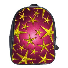 Star Burst School Bags(large)  by essentialimage