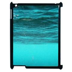 Underwater World Apple Ipad 2 Case (black) by trendistuff