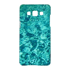 Turquoise Water Samsung Galaxy A5 Hardshell Case  by trendistuff