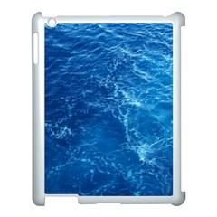Pacific Ocean Apple Ipad 3/4 Case (white) by trendistuff