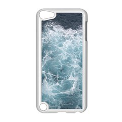 OCEAN WAVES Apple iPod Touch 5 Case (White) by trendistuff