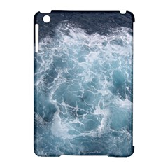 Ocean Waves Apple Ipad Mini Hardshell Case (compatible With Smart Cover) by trendistuff