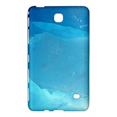 Light Turquoise Ice Samsung Galaxy Tab 4 (8 ) Hardshell Case  by trendistuff