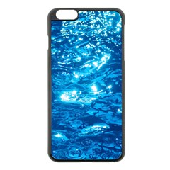 Light On Water Apple Iphone 6 Plus/6s Plus Black Enamel Case by trendistuff