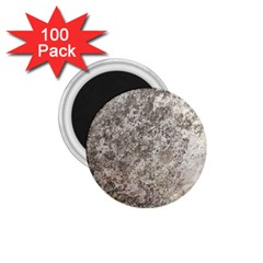 Weathered Grey Stone 1 75  Magnets (100 Pack)  by trendistuff
