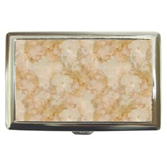 Tan Marble Cigarette Money Cases by trendistuff