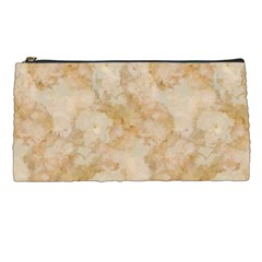 Tan Marble Pencil Cases by trendistuff