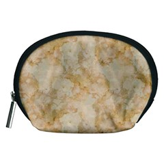 Tan Marble Accessory Pouches (medium)  by trendistuff