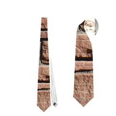 Sandstone Brick Neckties (two Side)  by trendistuff