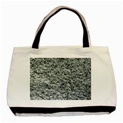 Rough Grey Stone Basic Tote Bag  by trendistuff