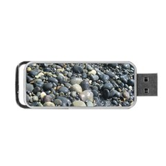 Pebbles Portable Usb Flash (two Sides) by trendistuff