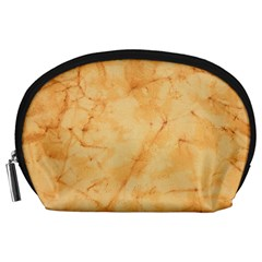 Marble Light Tan Accessory Pouches (large)  by trendistuff
