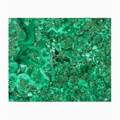 Marble Green Small Glasses Cloth (2 Side) by trendistuff