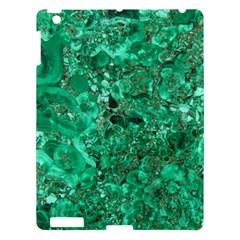 Marble Green Apple Ipad 3/4 Hardshell Case by trendistuff