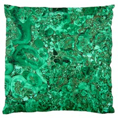 Marble Green Standard Flano Cushion Cases (one Side)  by trendistuff